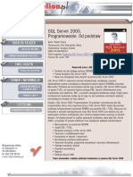 SQL Server 2005. Programowanie. Od podstaw