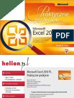 Microsoft Excel 2010 PL. Praktyczne podejście