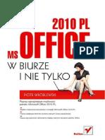 MS Office 2010 PL w biurze i nie tylko