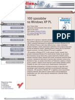 100 sposobów na Windows XP PL