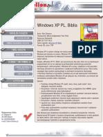 Windows XP PL. Biblia
