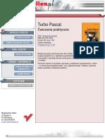 Turbo Pascal. Ćwiczenia praktyczne