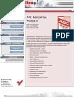 ABC Komputera. Wydanie III