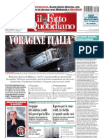 Il Fatto Quotidiano 11.08.11