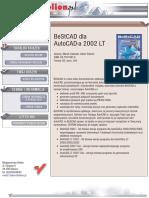 BeStCAD dla AutoCAD-a 2002 LT