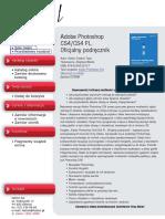 Adobe Photoshop CS4/CS4 PL. Oficjalny podręcznik