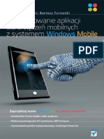 Programowanie aplikacji dla urządzeń mobilnych z systemem Windows Mobile