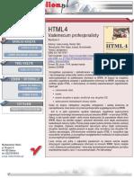 HTML 4. Vademecum profesjonalisty. Wydanie II