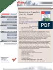 Prezentacje w PowerPoint 2007 PL. Projekty