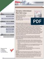 Serwery internetowe Red Hat Linux