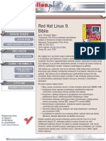Red Hat Linux 9. Biblia