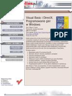 Visual Basic i DirectX. Programowanie gier w Windows