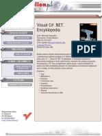 Visual C# .NET. Encyklopedia