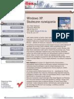 Windows XP. Skuteczne rozwiązania