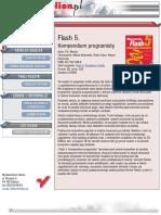Flash 5. Kompendium programisty