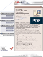 PHP i MySQL. Tworzenie stron WWW. Wydanie drugie. Vademecum profesjonalisty