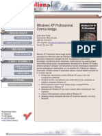 Windows XP PL Professional. Czarna księga