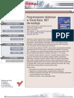 Programowanie obiektowe w Visual Basic .NET dla każdego