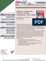 Angielski z komputerem. Programy, słowniki komputerowe i strony WWW