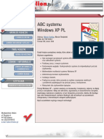 ABC systemu Windows XP PL