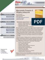 Macromedia Fireworks 8. Oficjalny podręcznik