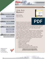 Linux. Kurs. Wydanie II