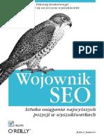 Wojownik SEO. Sztuka osiągania najwyższych pozycji w wyszukiwarkach