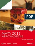 Maya 2011. Wprowadzenie