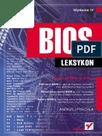 BIOS. Leksykon. Wydanie IV