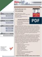 ActionScript 2.0. Od podstaw