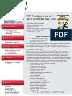 PHP. Praktyczne skrypty, które oszczędzą Twój czas