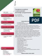 Zarządzanie projektami z wykorzystaniem darmowego oprogramowania