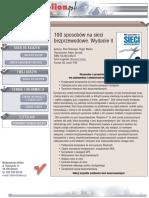 100 sposobów na sieci bezprzewodowe. Wydanie II