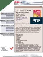 C++. Kruczki i fortele w programowaniu