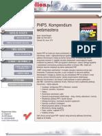 PHP5. Kompendium webmastera
