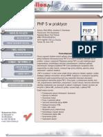 PHP 5 w praktyce