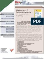 Windows Vista PL. Ćwiczenia praktyczne
