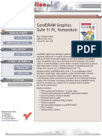 CorelDRAW Graphics Suite 11 PL. Kompendium