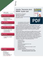 Joomla. Tworzenie stron WWW. Szybki start
