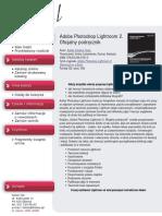 Adobe Photoshop Lightroom 2. Oficjalny podręcznik