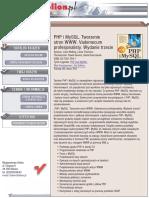 PHP i MySQL. Tworzenie stron WWW.  Vademecum profesjonalisty. Wydanie trzecie
