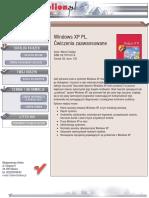 Windows XP PL. Ćwiczenia zaawansowane