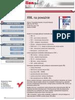 XML na poważnie