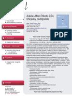 Adobe After Effects CS4. Oficjalny podręcznik