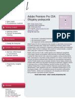 Adobe Premiere Pro CS4. Oficjalny podręcznik