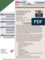 Rozbudowa i naprawa komputerów PC. Wydanie XVI