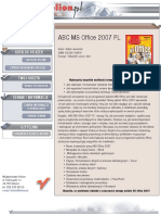 ABC MS Office 2007 PL