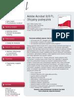Adobe Acrobat 9/9 PL. Oficjalny podręcznik