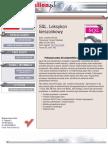 SQL. Leksykon kieszonkowy