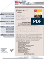 Windows Vista PL. Projekty